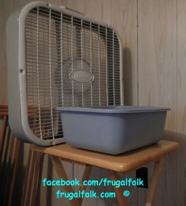 frugal swamp cooler